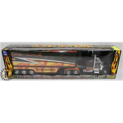 1:32 SCALE DIE CAST CUSTOM GRAPHICS TRUCK MOVEABLE