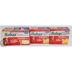 BAG OF ROBAX HEATWRAPS