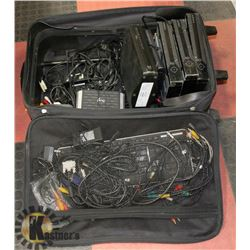 BAG OF ASSORTED ELECTRONICS