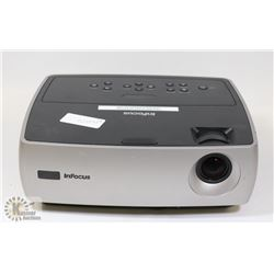 INFOCUS 1700 LUMENS 186 HRS DIGITAL PROJECTOR