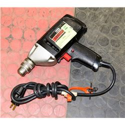 "CRAFTSMAN 3/8"" REVERSIBLE DRILL."