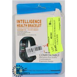 INTELLIGENCE HEALTH BRACELET FITNESS TRACKER