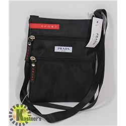PRADA SPORT BLACK REPLICA HANDBAG