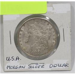 1900 U.S.A MORGAN SILVER DOLLAR.
