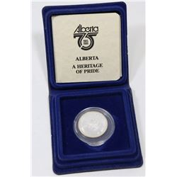 ALBERTA HERITAGE COIN IN CASE