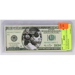 U.S. 2006 REPLICA $100 CONNOR MCDAVID NOTE