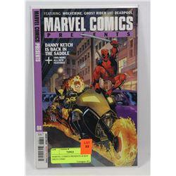 MARVEL COMICS PRESENTS #6 KEY ISSUE COMIC