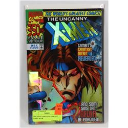 UNCANNY X-MEN #350 VARIANT COMIC BOOK