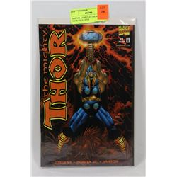 MARVEL COMICS #1 THE MIGHTY THOR EXCLUSIVE