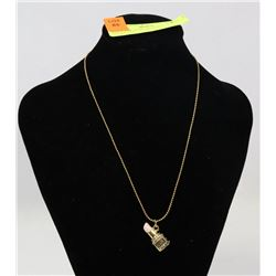 JUICY COUTURE REPLICA NECKLACE