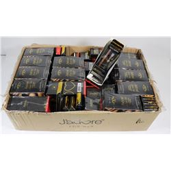 BOX OF ASSORTED VAPOR JADORE PRODUCTS INCLUDING