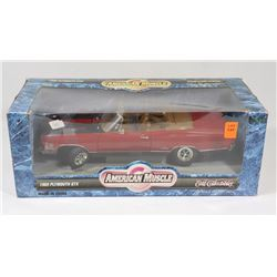 1969 PLYMOUTH GTX DIECAST 1:18 SCALE