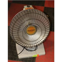 PROPANE HEATER SOLD WITH ELECTRIC HEATER