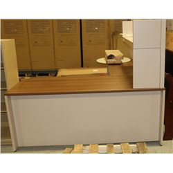LARGE OFFICE DESK. 93X72