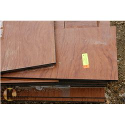 PALLET OF MISC CUT OFF GENTAS 13MM REDISH BROWN