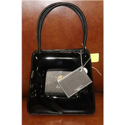 GIANNI VERSACE REPLICA BLACK HANDBAG