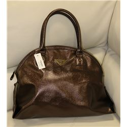 PRADA  REPLICA BROWN PURSE