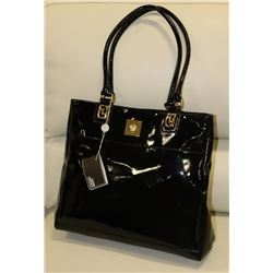 VERSACE REPLICA BLACK PURSE