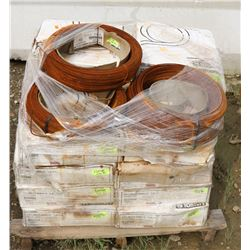 PALLET OF WELDING WIRE AS IS