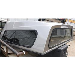 GREY RAIDER CANOPY WITH GOOD GLASS, SLIDING