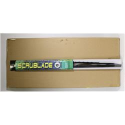 "BOX OF 28"" SCRUBLADE WIPERS"