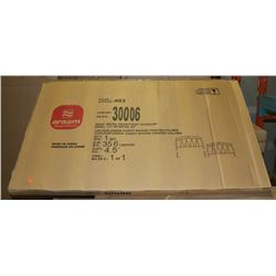 "METAL HEAD/FOOT BOARD 60"" IN BOX"