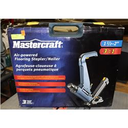 """NEW MASTERCRAFT 1-1/2"""" TO 2"""" 3 IN 1 AIR-POWERED"""