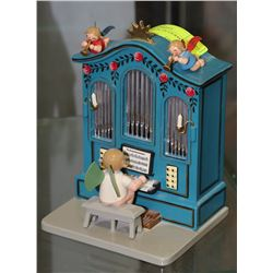MUSIC BOX MADE IN GERMANY, WORKING
