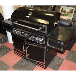 BARBEQUE GRILL SMITH, 5 BURNERS