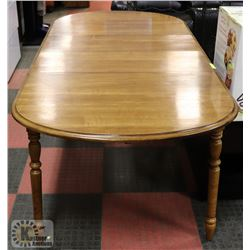 TABLE WITH 2 LEAVES,