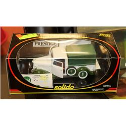 NEW PRESTIGE SOLIDO FORD METAL PICK UP - 1:18