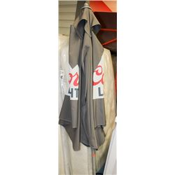COORS LIGHT PATIO UMBRELLA WITH BASE