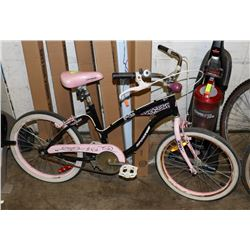 P-CAT PINK GIRLS BIKE