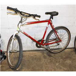 "TAILSMAN BIKE 18 SPEED 26"" WHEELS"