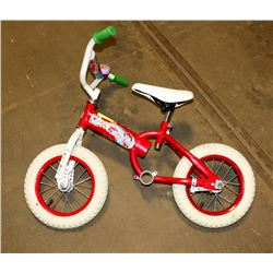 DORA THE EXPLORER VAMANOS PUSH BIKE 12 1/2 WHEELS