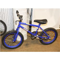 "TROUPER BIKE 16"" WHEELS"