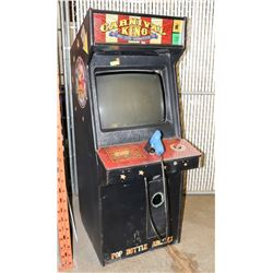 ARCADE GAME CARNIVAL KING: AS IS