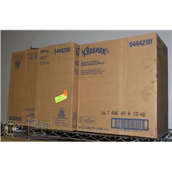 2-3/4 BOXES OF 24 PACKS X 90 SHEETS OF KLEENEX