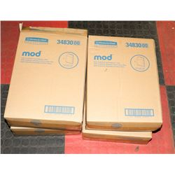 4 NEW BOXES OF KIMBERLY CLARK OF DISPENSERS