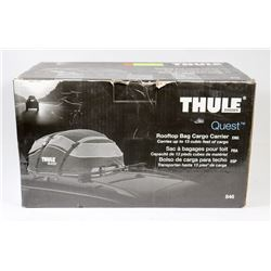 NEW THULE ROOF TOP BAG CARGO CARRIER 13 CU FT