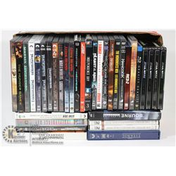 50 DVD  MOVIE  COLLECTION.