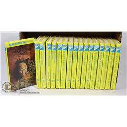 NANCY DREW MYSTERY STORIES BOOK COLLECTION