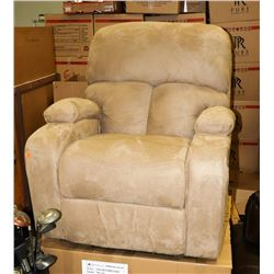 NEW MICROFIBRE ROCKER RECLINER