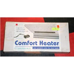 150 WATT UNDER DESK/ANIMAL HEATER W/ TIMER NIB