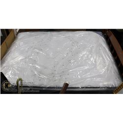 NEW SLEEPWELL DBL SIZE EUROTOP MATTRESS WITH