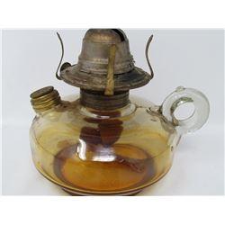 FINGER LAMP (NO SHADE)