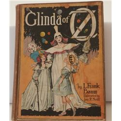 Glinda of Oz Frank Baum Classic Early Edition