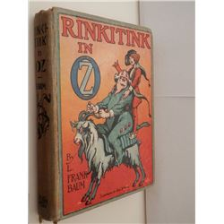 Rinkitink of Oz Wizard of Oz Classic