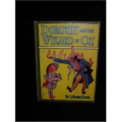 Dorothy and the Wizard of Oz Early Edition