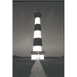 Bodie Island Lighthouse Vintage Photo American Photographer